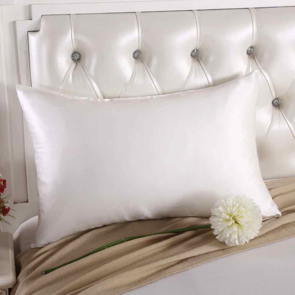 mulberry silk pillowcase