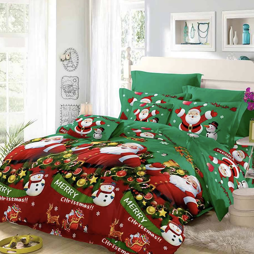 buy christmas bedding