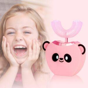 best kids u shaped electric toothbrush buy online
