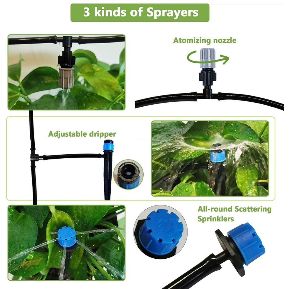 best drip irrigation system for home