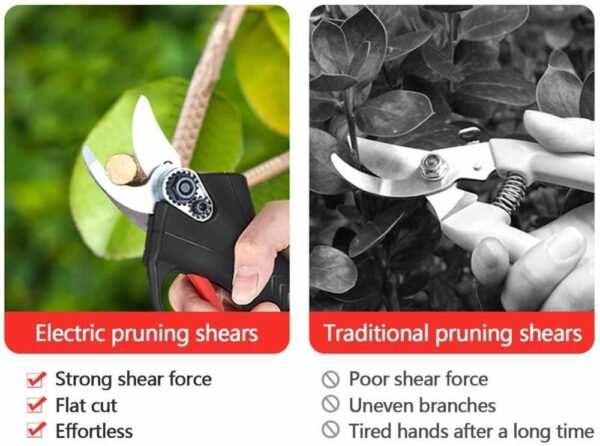 buy cordless electric pruning shears online