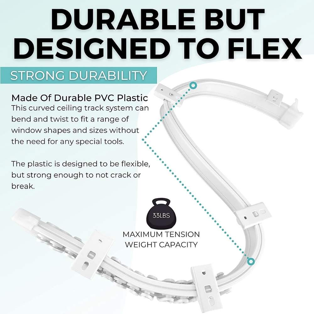 curved ceiling track buy online usa