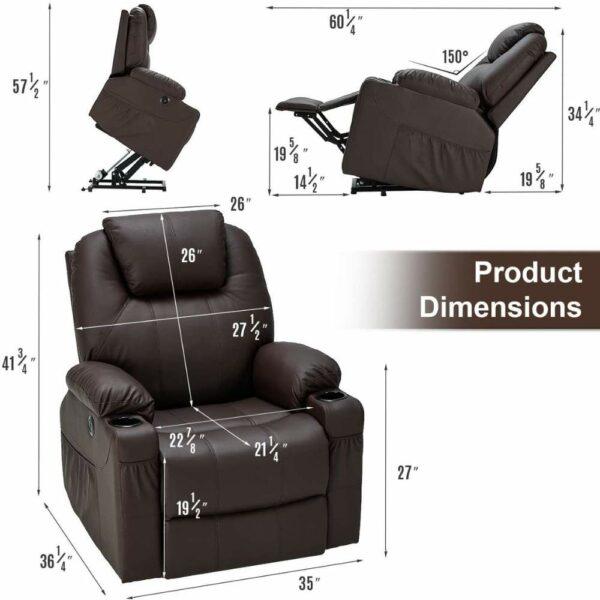 buy elderly recliner lift chair online