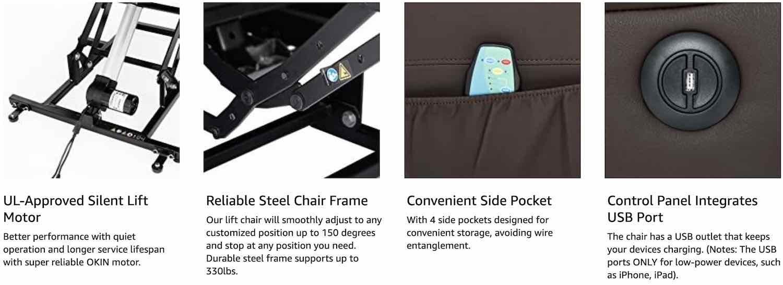 buy electric recliner chair online